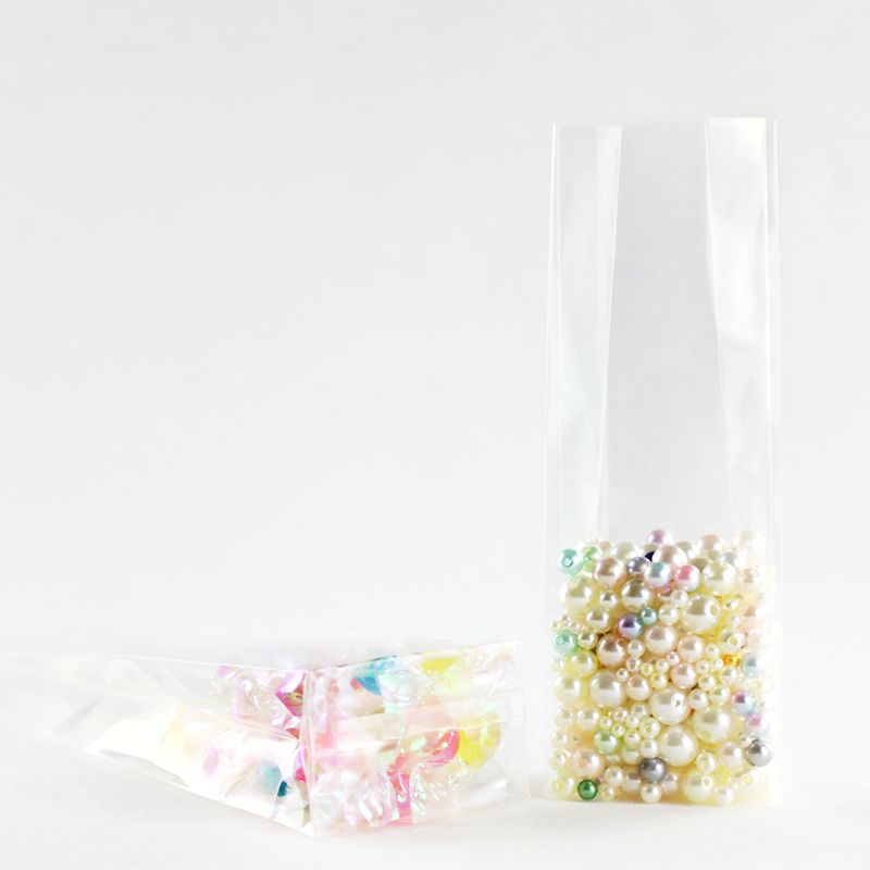 Ultra Clear Square Bottom Candy Cello Bags
