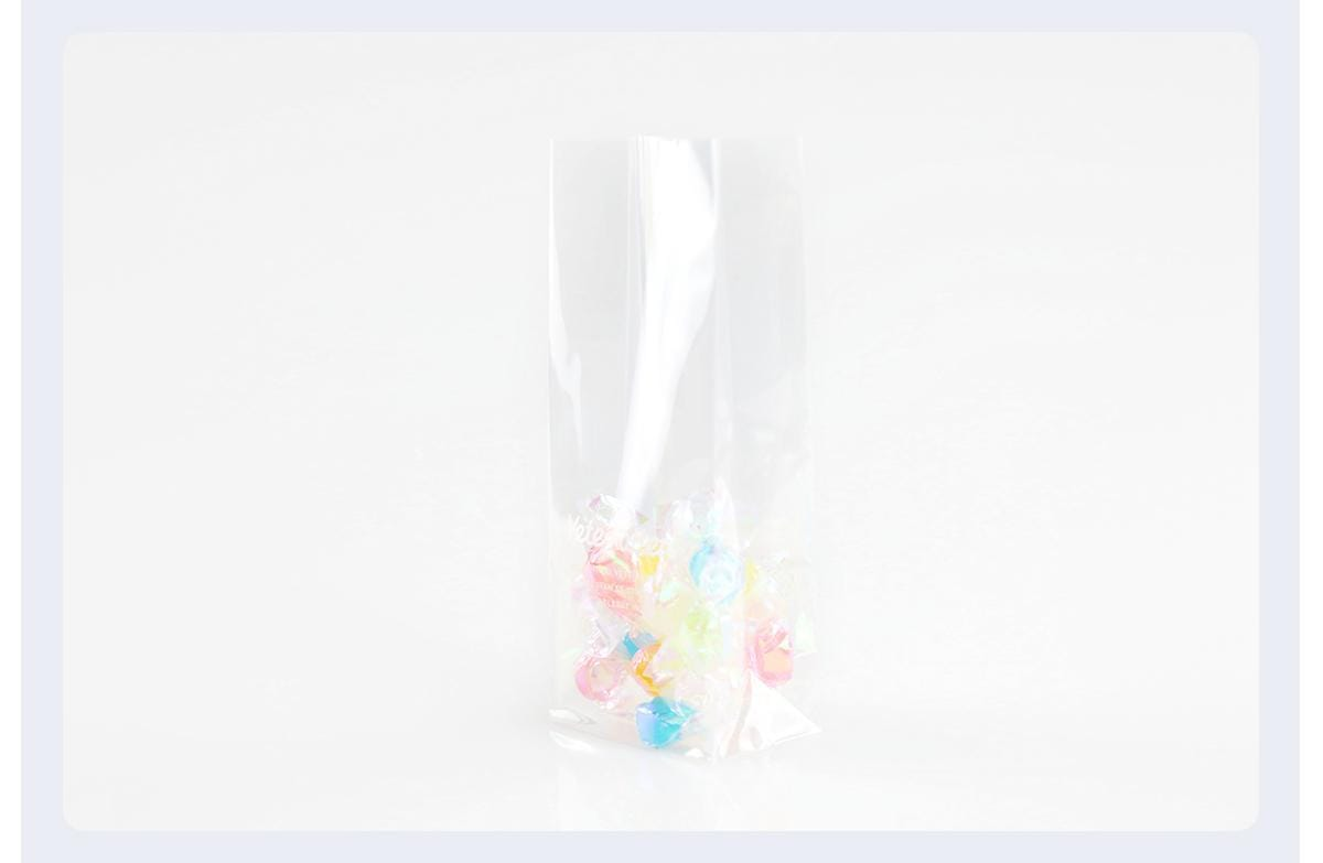 Opp Transparent Candy Bags