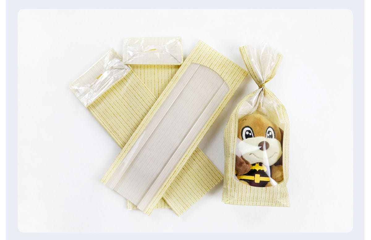 Small Cellophane Gift Bags