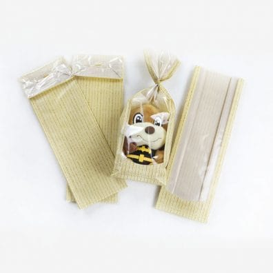Reusable Opp Small Cellophane Gift Bags