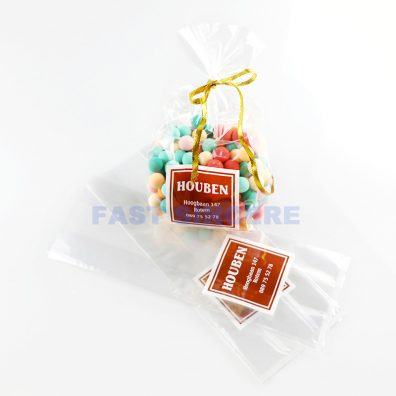 Transparent Gusseted Cellophane Bags Wholesale Fast Sincere