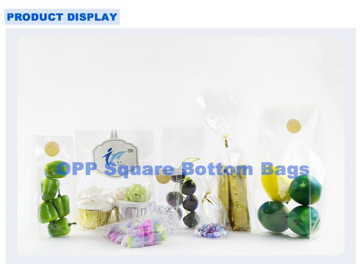 Opp Bag Packing