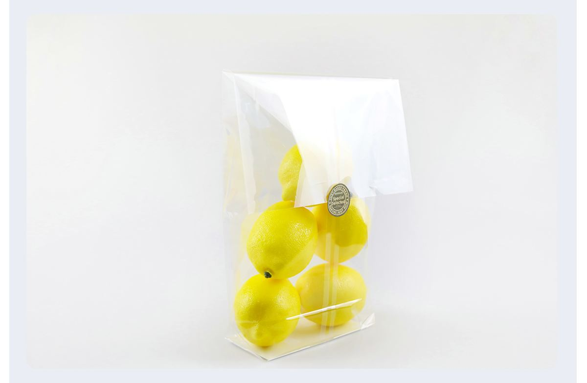 Small Cellophane Candy Bags