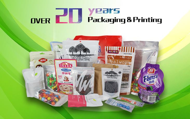 custom packaging bags