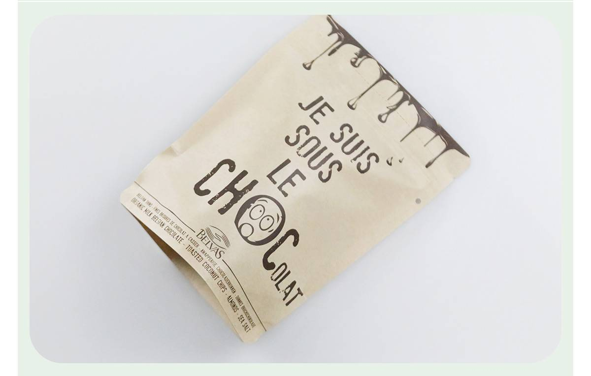 kraft pouch packaging
