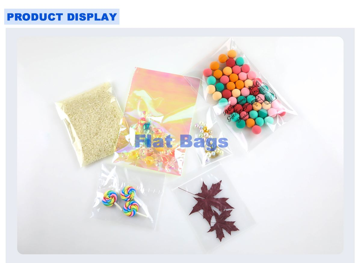 Small Self Seal Cellophane Bags