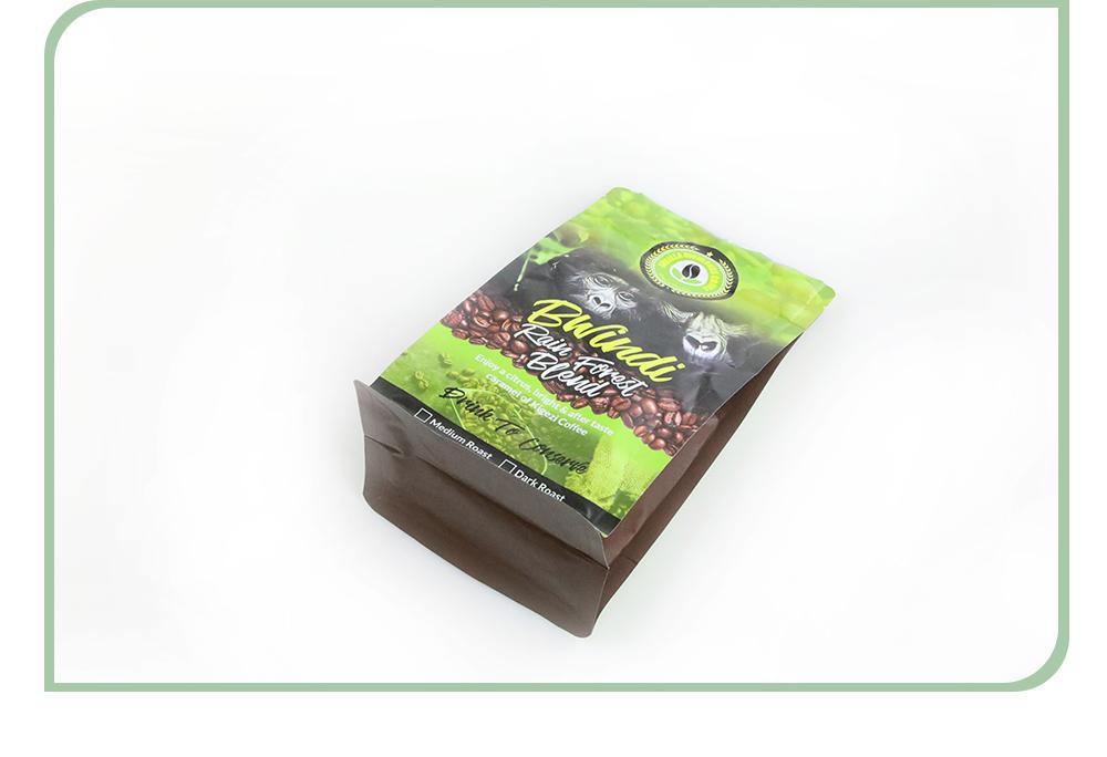 Custom Printing Box Pouch Coffee Bags