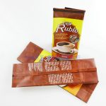 Square Bottom Aluminum Foil Gusseted Coffee Bags