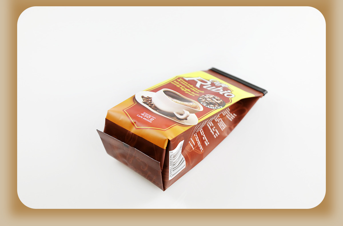 Foil Gusseted Coffee Bags