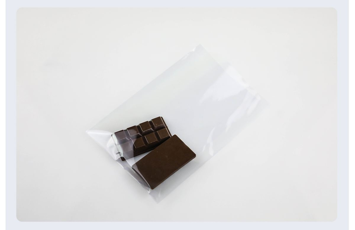 Self Sealing Transparent Bags