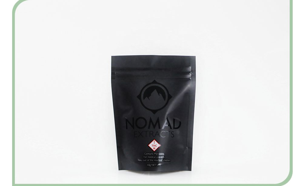 Stand Up Smelly Proof Bag Wholesale