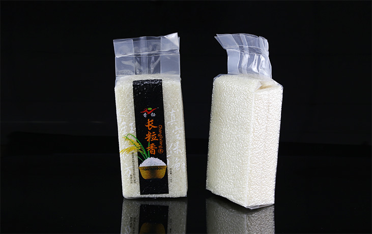 The Principle of Application of Vacuum Pack Pouches