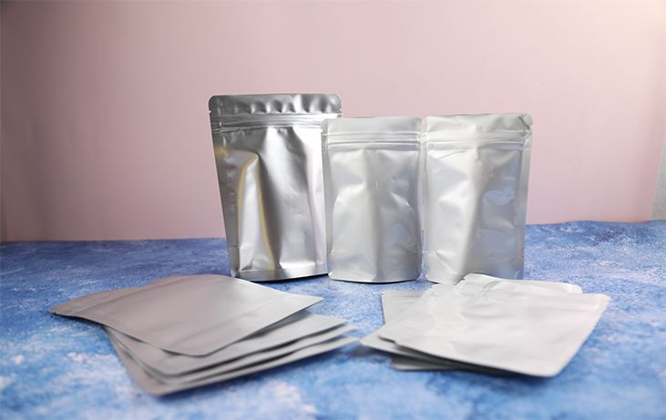 What are the classifications of foil ziplock bags