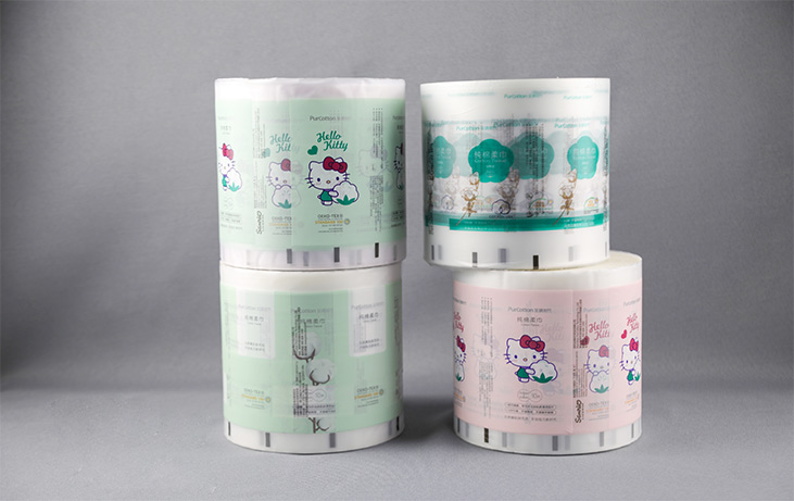 Wholesale custom food packaging film of application