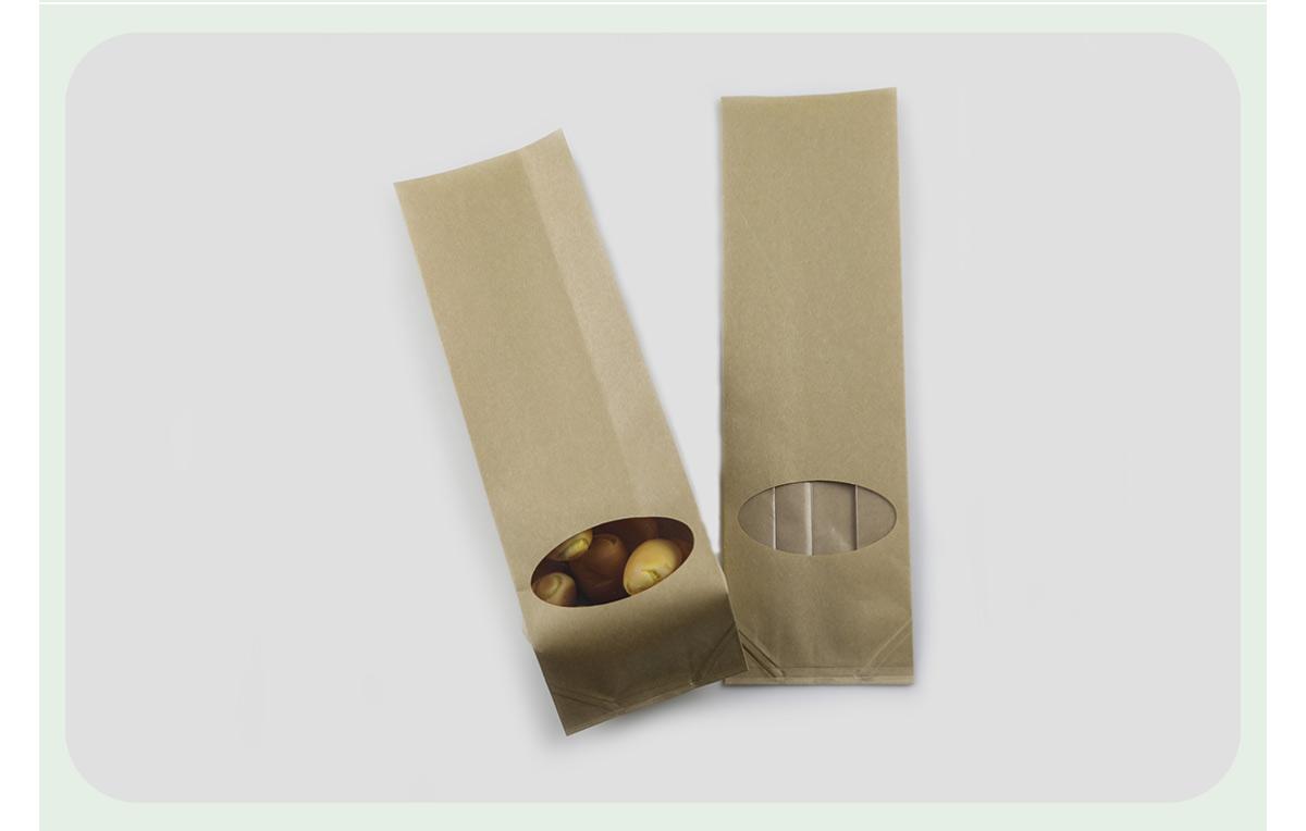 Kraft Paper Food Bags