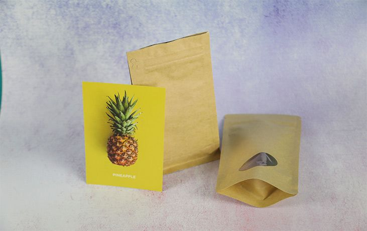 Kraft Paper Pouch Manufacturing Method