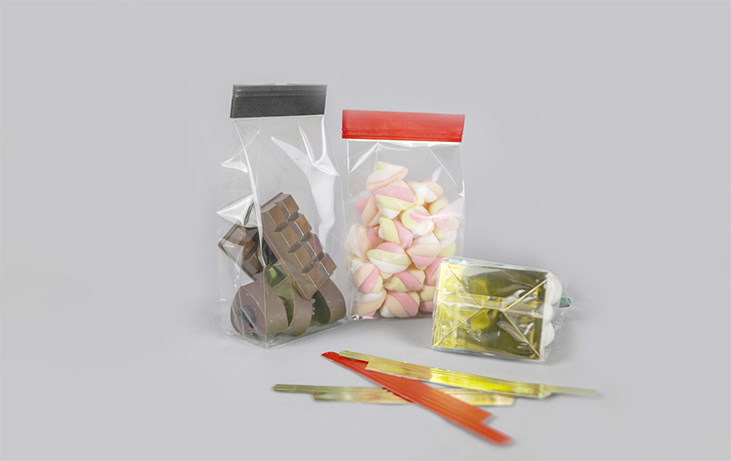 Use of OPP packaging